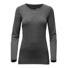 Women's L/S Go Seamless Wool Top