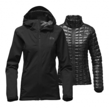 Women's Thermoball Triclimate by The North Face in Spokane Wa