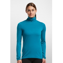 Women's Tech LS Turtleneck by Icebreaker in Missoula Mt