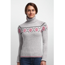 Womens Aura LS Turtleneck by Icebreaker in Granville Oh