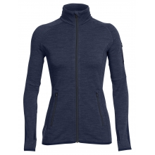 Women's Atom LS Zip by Icebreaker