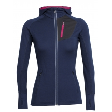 Women's Quantum LS Zip Hood in Fort Worth, TX