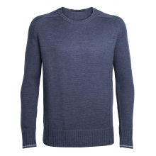 Men's Spire LS Crewe by Icebreaker in Parker Co