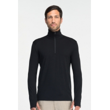 Men's Tech Top LS Half Zip by Icebreaker in Missoula Mt