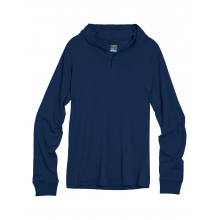 Men's Sphere LS Hood by Icebreaker