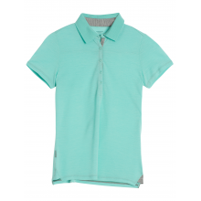 Women's Tech Lite SS Polo by Icebreaker