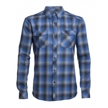 Men's Lodge LS Flannel Shirt in Golden, CO