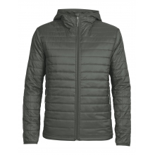 Men's Stratus LS Zip Hood by Icebreaker