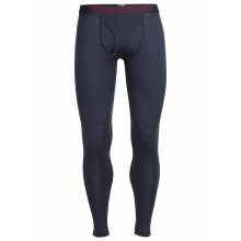 Men's Apex Leggings w Fly by Icebreaker in Peninsula Oh