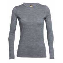 Women's Oasis LS Crewe by Icebreaker in Asheville Nc