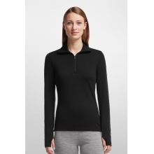 Women's Tech Top LS Half Zip by Icebreaker