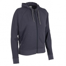 Women's Sublime LS Zip Hood by Icebreaker in Golden Co