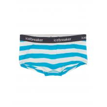 Women's Sprite Hot Pants Stripe by Icebreaker