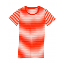 Women's Tech Lite SS Crewe Stripe in Omaha, NE