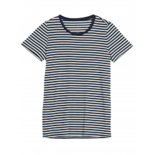 Women's Tech Lite SS Crewe Stripe by Icebreaker in Cincinnati Oh