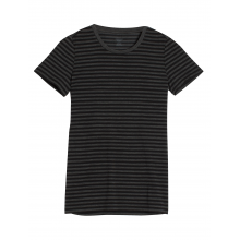Women's Tech Lite SS Crewe Stripe by Icebreaker in Los Angeles Ca