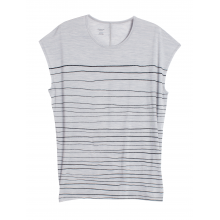 Women's Aria Tunic Line Print by Icebreaker