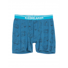 Men's Anatomica Boxers Heads Up by Icebreaker in Succasunna Nj