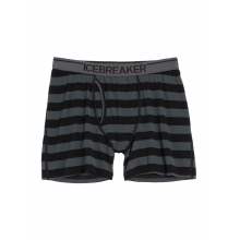 Men's Anatomica Boxers w Fly Stripe by Icebreaker in Grosse Pointe Mi