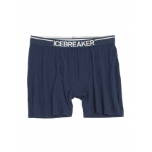 Men's Anatomica Relaxed Boxers w Fly by Icebreaker in Nibley Ut