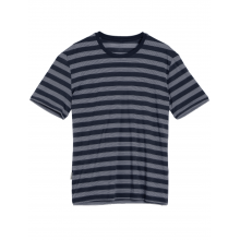 Men's Tech Lite SS Crewe Stripe by Icebreaker