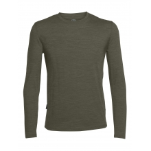 Men's Tech Lite LS Crewe by Icebreaker in Missoula Mt