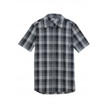 Men's Departure II SS Shirt Plaid by Icebreaker
