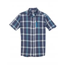 Men's Compass II SS Shirt Plaid by Icebreaker