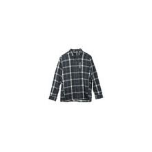 Men's Compass II LS Shirt Plaid by Icebreaker