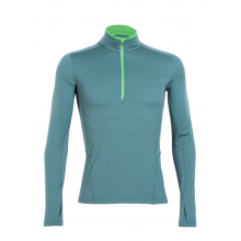 Men's Comet LS Half Zip by Icebreaker