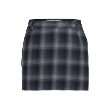 Women's Lodge Skirt Plaid by Icebreaker
