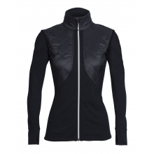 Women's Ellipse LS Zip by Icebreaker