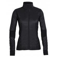 Women's Helix LS Zip by Icebreaker