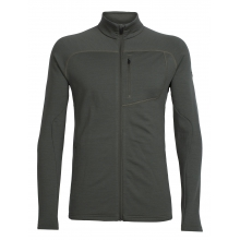Men's Mt Elliot LS Zip by Icebreaker