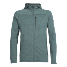 Men's Mt Elliot LS Hood by Icebreaker