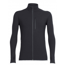 Men's Descender LS Zip by Icebreaker