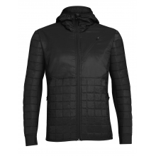 Men's Helix LS Zip Hood by Icebreaker