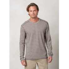 Men's Keller LS Crew by Prana in Red Deer Ab