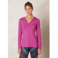 Women's Perry Stripe Pullover by Prana