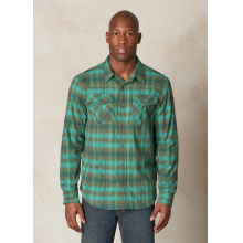 Asylum Flannel by Prana in Peninsula Oh