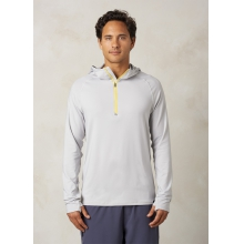 Men's Breaker Hooded 1/4 Zip