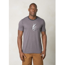 Men's Silly Monkey Ringer by Prana in Red Deer Ab