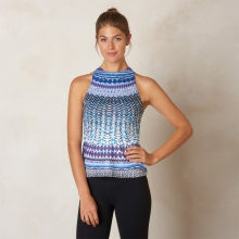 Women's Boost Printed Top by Prana in Lake Geneva Wi