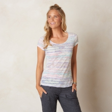 Women's Garland Tee by Prana in Kirkwood Mo
