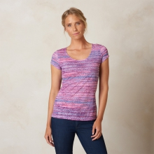 Women's Garland Tee by Prana in Ames Ia