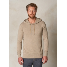Men's Throw-On Hooded Sweater by Prana