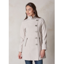 Martina Long Jacket by Prana in Ponderay Id