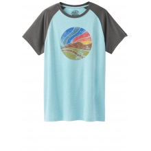 Men's Sunset Raglan