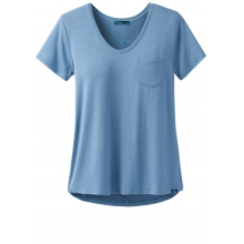 Women's Foundation SS V Neck Top by Prana in Iowa City Ia