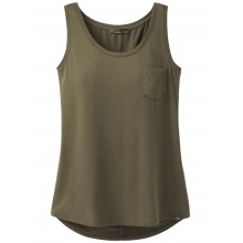 Women's Foundation Scoop Neck Tank by Prana in Mt Pleasant Sc